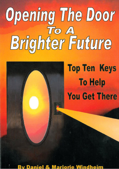 Opening the Door to a Brighter Future, Book Cover